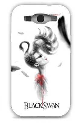 black iphone-Samsung S3 Case Cover By Emiliano Morciano