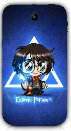 chibiIp potter-Samsung Note 3 Case Cover By Emiliano Morciano