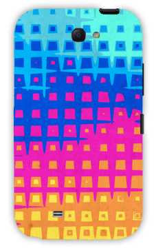 connected iphone-Samsung Note 2 Case Cover By Emiliano Morciano