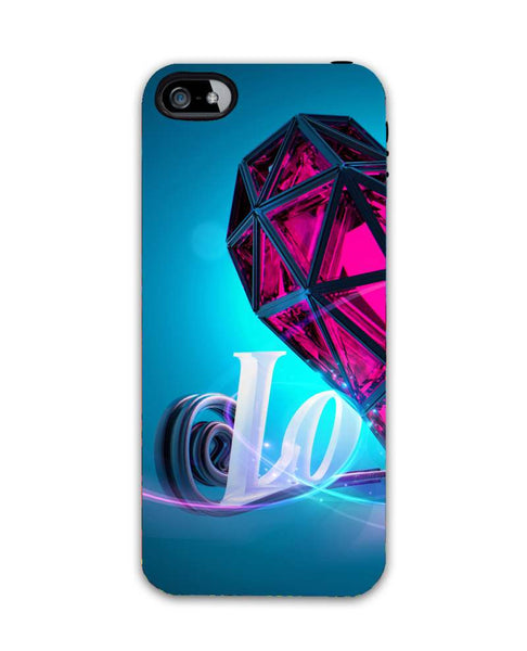 heartsx-iphone4 Case Cover By Emiliano Morciano