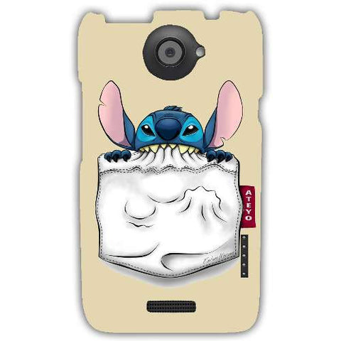import able stitch-HTC-ONE-X+-case-cover-by-Emiliano Morciano