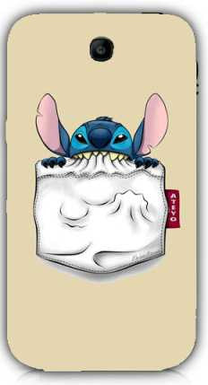 import able stitch-Samsung Note 3 Case Cover By Emiliano Morciano