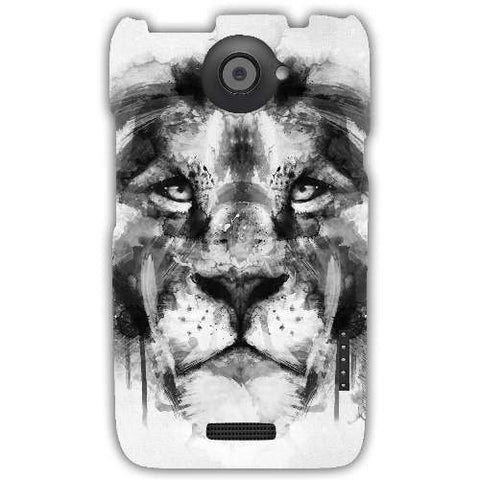 lion iphone-HTC-ONE-X+-case-cover-by-Emiliano Morciano