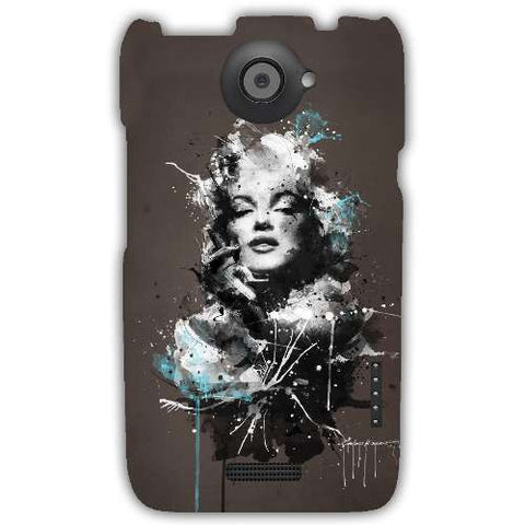 marilyn iphone-HTC-ONE-X+-case-cover-by-Emiliano Morciano