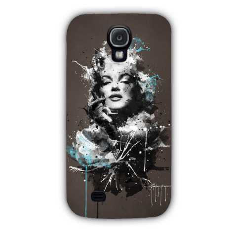 marilyn iphone-Samsung S4 Case Cover By Emiliano Morciano