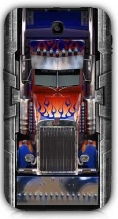 optimus-Samsung Note 3 Case Cover By Emiliano Morciano