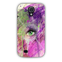 The eye of madness-Samsung S4 Case Cover By Emiliano Morciano