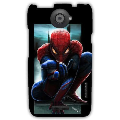 Ultimate Spider Man-HTC-ONE-X+-case-cover-by-Emiliano Morciano