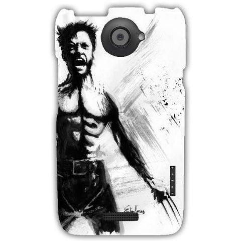 wolverine iphone-HTC-ONE-X+-case-cover-by-Emiliano Morciano