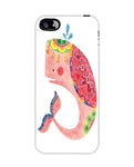 The Wonderfull Whale Apple Iphone5c case cover By Haidi Shabrina