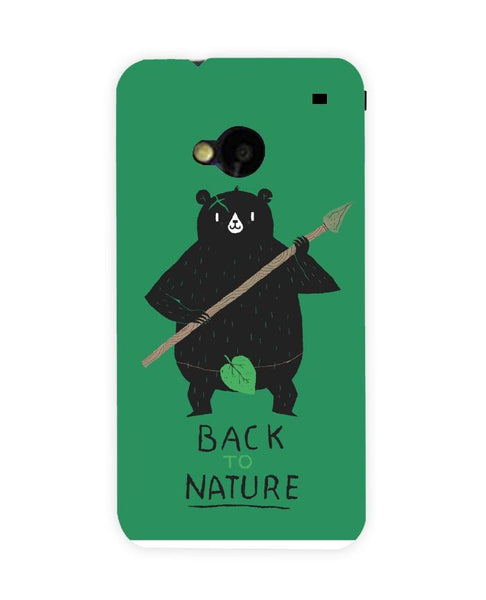 back to nature-HTC-ONE-Case-Cover-By-Louis-Roshosch