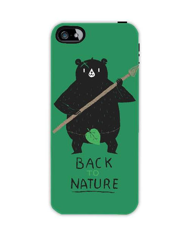 back to nature-Iphone4-case-cover-By-Louis-Roskosch