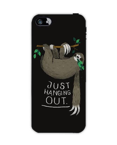 just hanging out-Iphone4-case-cover-By-Louis-Roskosch