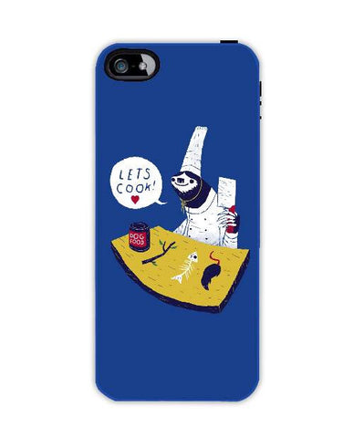lets cook-Iphone4-case-cover-By-Louis-Roskosch