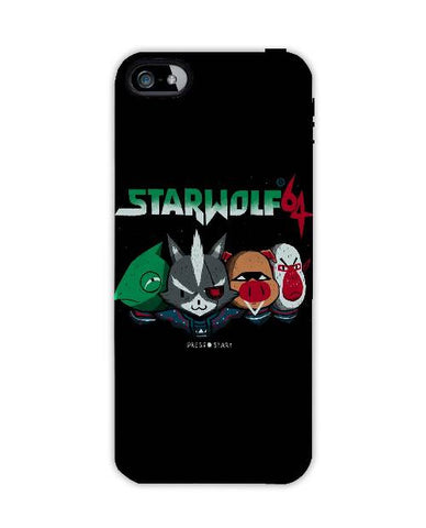 star wolf 64-Iphone4-case-cover-By-Louis-Roskosch