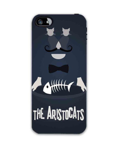 Aristocats -Iphone4-case-cover-by-MARCELO ROMERO