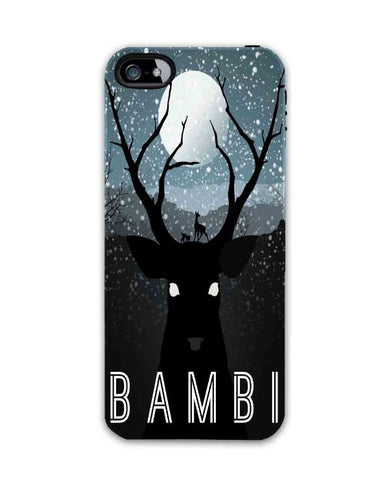 Bambi -Iphone4-case-cover-by-MARCELO ROMERO