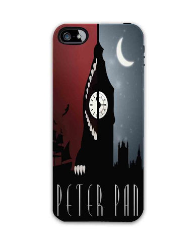 Peter Pan -Iphone4-case-cover-by-MARCELO ROMERO