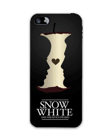 Snow White -Iphone4-case-cover-by-MARCELO ROMERO