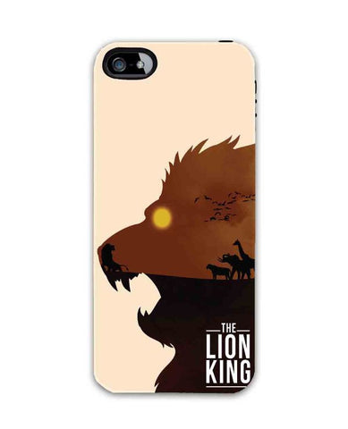 The Lion King -Iphone4-case-cover-by-MARCELO ROMERO