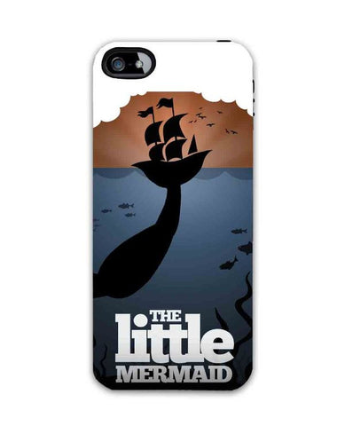 The Little Mermaid -Iphone4-case-cover-by-MARCELO ROMERO