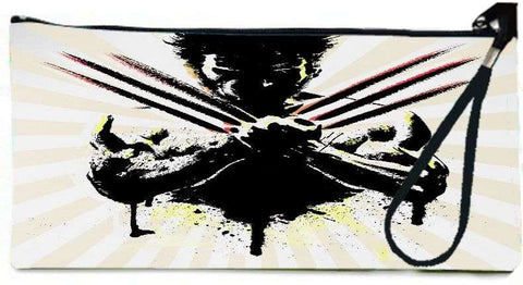 Snoogg ex man Wallet Clutch Pouch  By Mark Ashkenazi