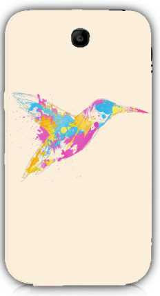 bird of colour-Samsung Note 3 Case Cover By Robert Farkas