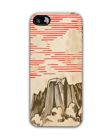 carpathian-iphone5c Case Cover By Robert Farkas