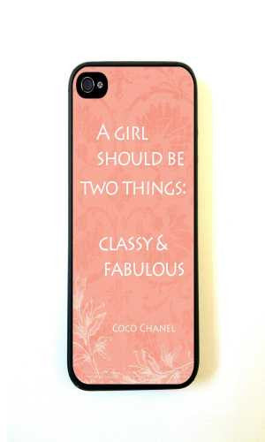 Classy and Fabulous iphone 5