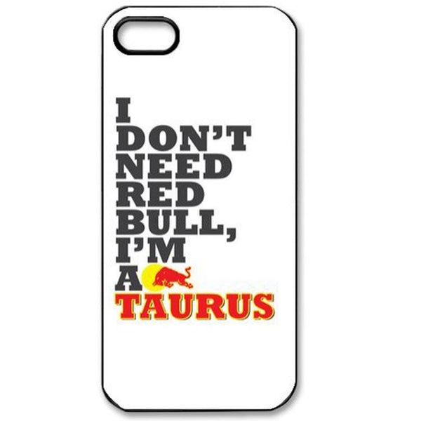 Taurus Red bull iphone 5