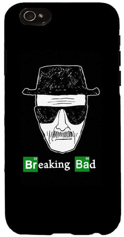 Snoogg  Breaking Bad Case Cover For Apple Iphone 6+