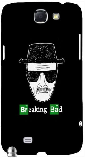 "Breaking Bad "" For Samsung -Note-3 Case Cover"