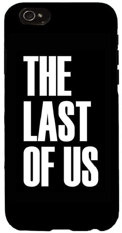 Snoogg  The Last of Us Case Cover For Apple Iphone 6+
