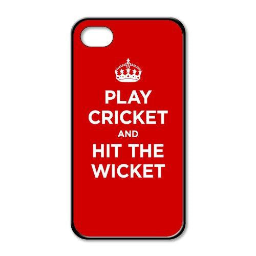 Play Cricket And Hit Wicket iphone 5