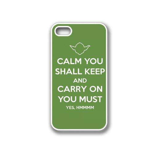 Keep Calm And Carry On iphone 4