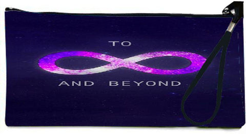 Snoogg  To Infinity and Beyond Wallet Clutch Pouch