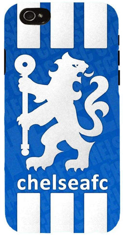 Snoogg  Chelsea Football Club Case Cover For Apple Iphone 6+
