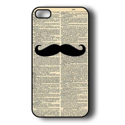 Newspaper I Mustache you iphone 4