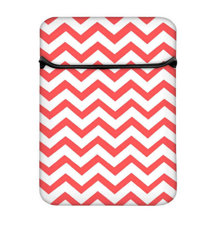 Snoogg Wave Print Laptop Case Flip Sleeve Pouch Computer Cover