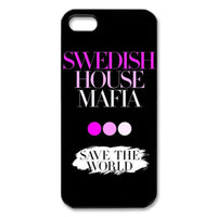 Swedish House Mafia Save The World iphone 4