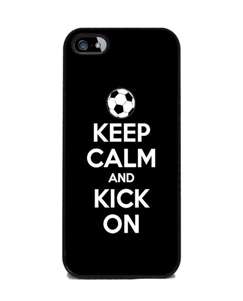 Keep Calm And Kick On iphone 4