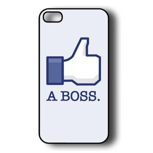 Like a BOSS iphone 4