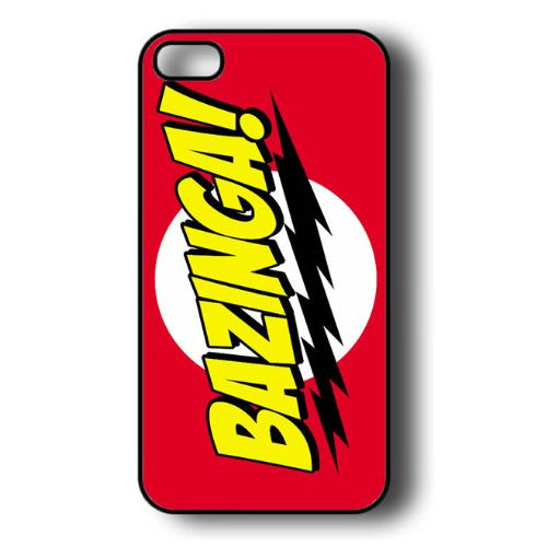 Bazinga Red iphone 4