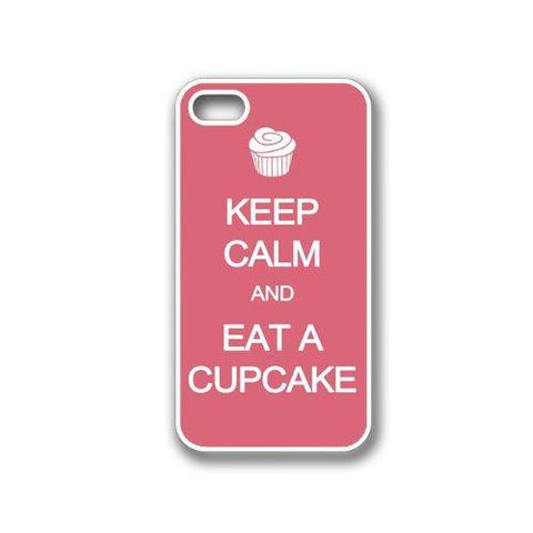 Keep Calm And Eat A Cupcake iphone 5