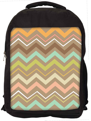 Snoogg  Aztec Designs Laptop Backpack Casual School Backpack