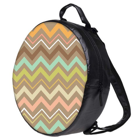 Snoogg Aztec Designs Bookbag Rounded Backpack Boys Girls Junior School Bag PE Shoulder Bag