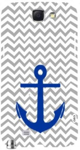 "Anchor Wave "" For Samsung -Note-3 Case Cover"