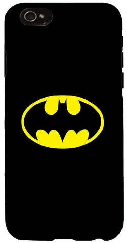 Snoogg  Batman Simple Logo Case Cover For Apple Iphone 6+