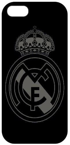 Real Madrid Black and Grey Logo iphone 5
