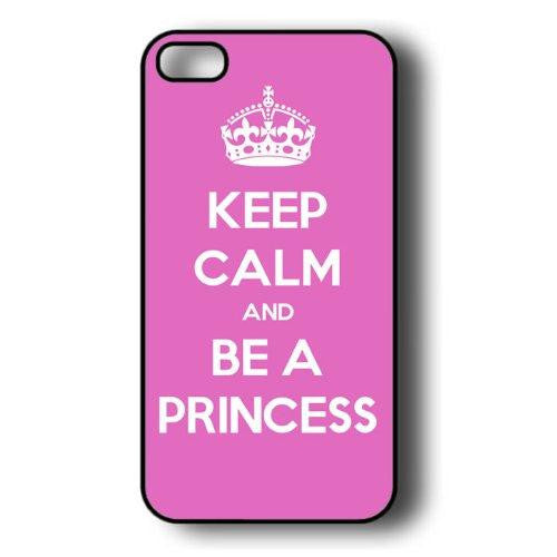 Keep Calm Princess iphone 4